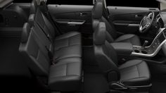 2013 Ford Edge Sport plenty of space