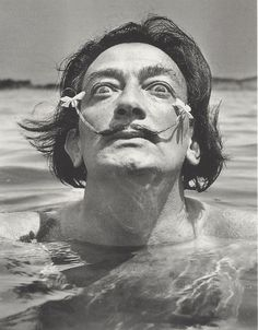 Salvador Dalí my absolute favorite painter of all times!!!!