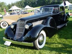The few who might convince me that the Royale was not the greatest car ever made would have to argue for a Duesenberg SJ Town Car.