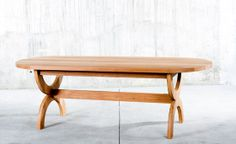 Dining tables | Tables | Loop Table | QoWood. Check it out on Architonic
