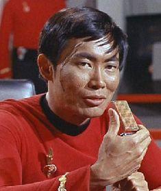 evil Sulu alternative mirror mirror star trek tos