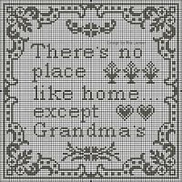 Cross-stitch Silhouette There's no place. no color chart available, use just one color. or choose your own colors. Cross Stitch Sampler Patterns, Cross Stitch Samplers, Cross Stitch Designs, Cross Stitching, Cross Stitch Embroidery, Stitching Patterns, Cross Stitch Quotes, Cross Stitch Love, Cross Stitch Alphabet
