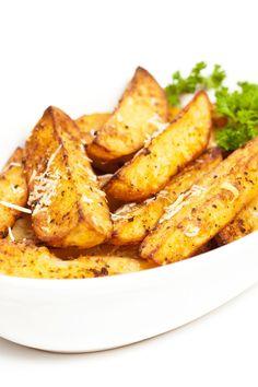 Weight Watchers 3 Smart Points Skillet Parmesan Potato Wedges Recipe