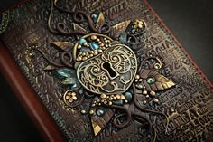 The Secret of my Heart Journal www.mandarin-duck.com