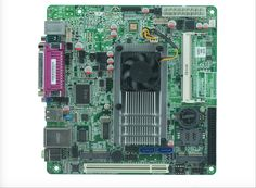 Industrial embedded mini_itx motherboard Intel N455/1.66GHz single core CPU #Affiliate