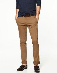 CHINOS / Trousers - Man - ZARA