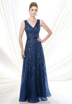 Ivonne D. 215D06 Mother Of The Bride Dress - The Knot