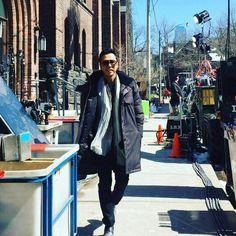 Donnie Yen on a film set 2016 #donnieYen #donnie #amazingActor