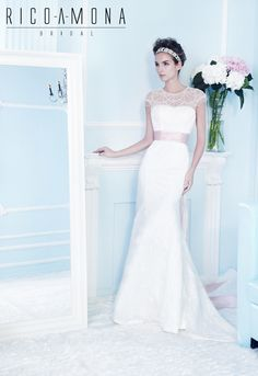 Rico a mona wedding gown grace of lace