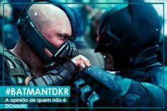 #BatmanTheDarkKnightRises por não DCnauta | Modo Meu