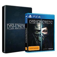 Dishonored 2 JB Hi-Fi Pack