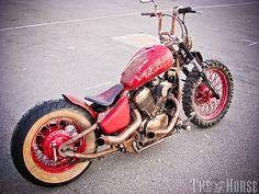 Honda Shadow | Old Dog Cycles rat bike