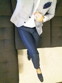 #Blue #elegant #bodyfit # summer #penny shoes