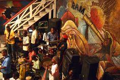On-Site Haiti: The Spellbinding Thursday Night RAM Vodou Rock Party at Hotel Oloffson
