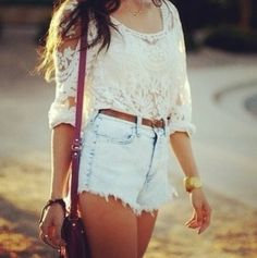 LACE BLOUSE FOR GIRLS