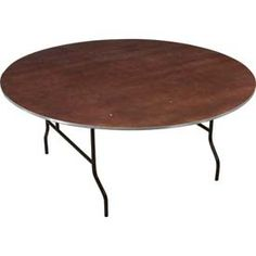 Midwest Folding - Banquet Plywood Folding Tables