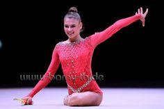 Alexandra SOLDATOVA (Russia) ~ Clubs @ World Cup Baku-Azerbaijan Bernd Thierolf.