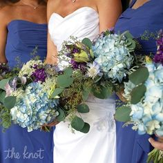 nice colors for bridesmaids