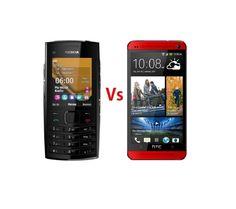 Nokia X2 Dual Sim Vs HTC One 2014 : Specs of Gadgets