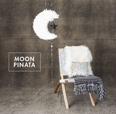 Art And Chic: DIY: White Moon Decoration!