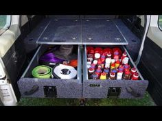 1300mm Titan Drawer System Suitable for Utes , 4WD & Outdoor Products - Australia