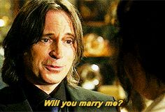 GAH! RUMPLE! I want to be happy but then he goes and ruins it!