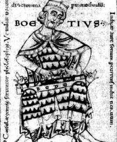 Boécio – Wikipédia, a enciclopédia livre