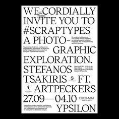 Daydreamn. Font Design, Poster Design, Cv Design, Graphic Design Posters, Graphic Design Typography, Type Design, Layout Design, Type Posters, Poster On