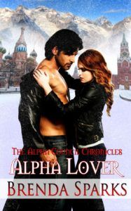 Heads Up! Book Feature: Alpha Lover by Brenda Sparks