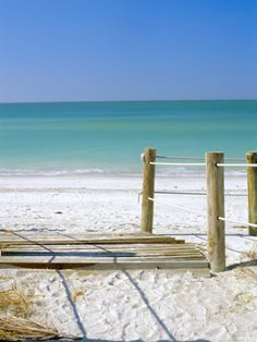 Bradenton Beach, Anna Maria Island, Florida, USA