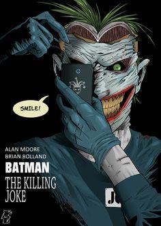 Batman: The Killing Joke New 52 Style