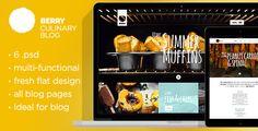 Culinary Blog - Berry