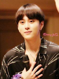 Junhyung - Beast 160721 | Highlight Fansign