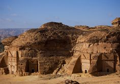 Madain Saleh is older then its northern sister Petra in Jordan yet Madain Saleh went through more historical events since it was destroyed by one of Gods miracle. In 2008 UNESCO proclaimed Mada'in Saleh as a site of patrimony, becoming Saudi Arabia's first World Heritage Site.
