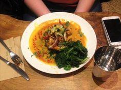 Vegan curry :)