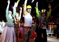Con éxito se celebró tradicional Corso de aniversario   El Observatodo.cl, Noticias de La Serena y Coquimbo