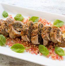Ο πιο εντυπωσιακός και νόστιμος τρόπος για να φτιάξετε στο σπίτι σας ένα ψαρονέφρι με προδιαγραφές εστιατορίου! Beef, Chicken, Recipes, Food, Meat, Recipies, Hoods, Meals