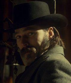 Doc Holliday. Wynonna Earp.