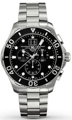 3e019f9f87530 Tag Heuer Aquaracer Watch available at Magnolia Jewelry! Tag Heuer  Aquaracer Chronograph
