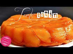 Recette tarte tatin aux pommes inspirée de Christophe Michalak en vidéo ! Facile et délicieuse ! #tarte #tatin #pommes