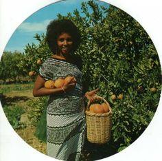 Somali woman in her traditional guntiino