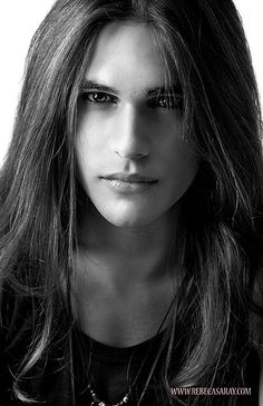 Perfection! Join our Long Haired Men group @: www.facebook.com/groups/longhairedmen/