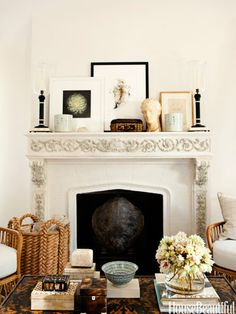 How to Style Your Coffee Table Like a Pro. housebeautiful.com. #coffee_tables #living_room
