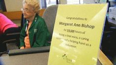 Person of the Week: Margaret Ann Bishop