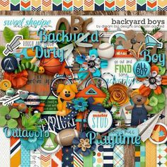Backyard Boys by Dream Big Designs and Kristin Aagard - NTTD0816