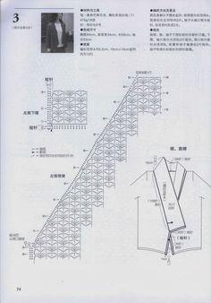 Häkelmuster Fundgrube: Bücher und Zeitschriften ~ Kleidung