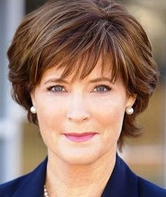 Short Hairstyles For Women Over 50 With Fine Hair ~ 2015 Hair Trends