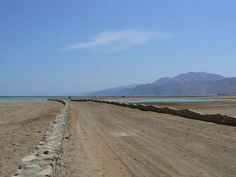Dahab, Egypt is a small town with many reefs so both scuba diving and snorkeling are popular activities.