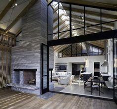 Louver House-07-1 Kind Design..converted farmhouse barn on Long Island