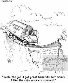 Nuclear Waste Cartoon images